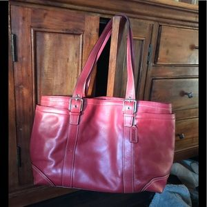 Coach 🌹LARGE🌹 tote
